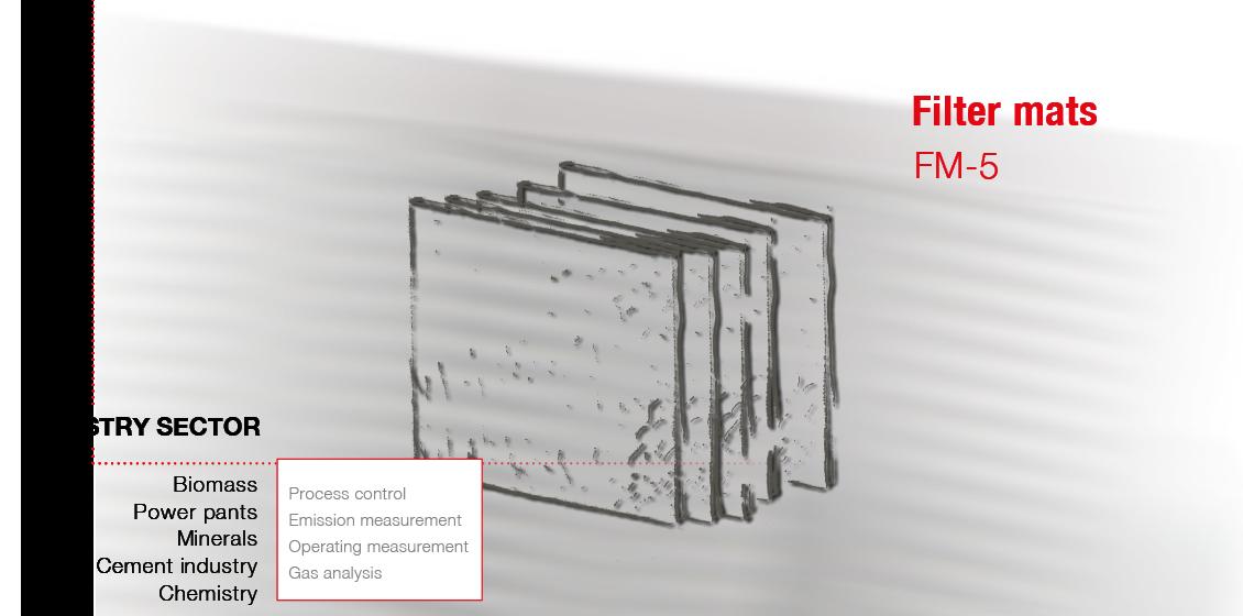 Filter mats FM-5