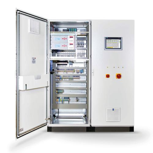 Hardware für Monitoring in Kohlemahlanlagen